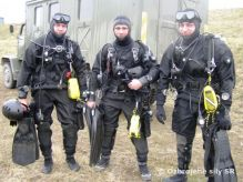 Combat divers C-IED Tactical Course